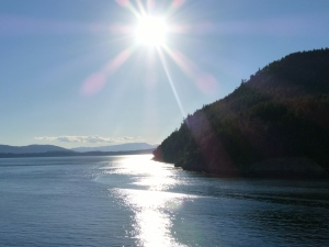 Ferry to Victoria