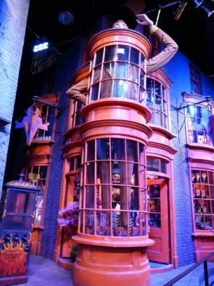 Weasley's Wizard Wheezes - Warner Bro's Studio Tour, London