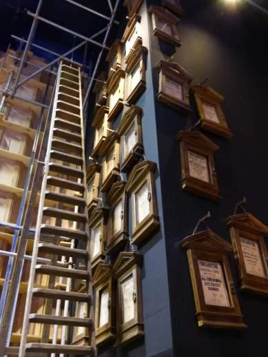 So many rules, so little time... - Warner Bro's Studio Tour, London