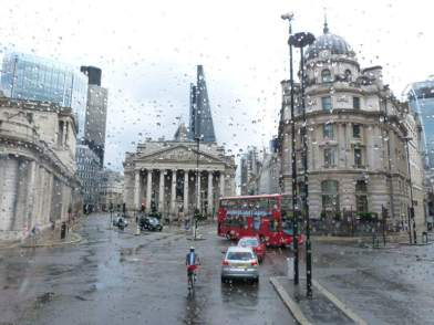Rainy London Tours