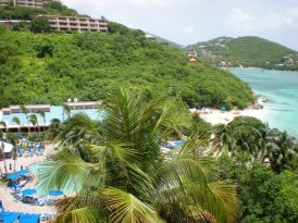 Resort Life. St. Thomas, US Virgin Islands