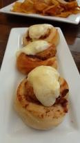 Bacon cinnamon rolls Fort Wort, TX
