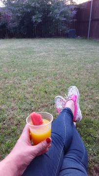 Drinks on drinks. Fort Wort, TX