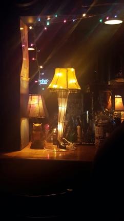 Leg lamp - Fort Wort, TX
