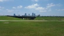 Skyline. Fort Wort, TX