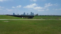 Skyline. Fort Wort, TX