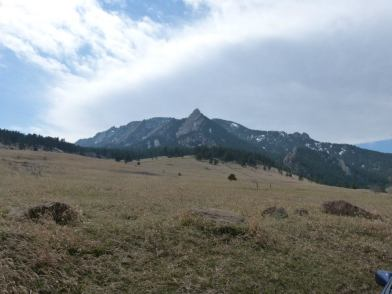 Hiking in Boulder, CO
